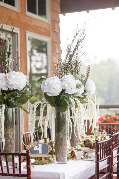 Gorgeous Wedding Table Setting