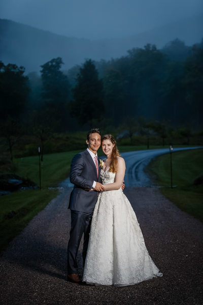 What to Do If It Rains on Your Wedding Day