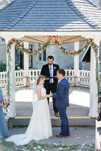 Weddings at Middlebury Inn