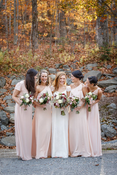 Autumn Wedding in Vermont