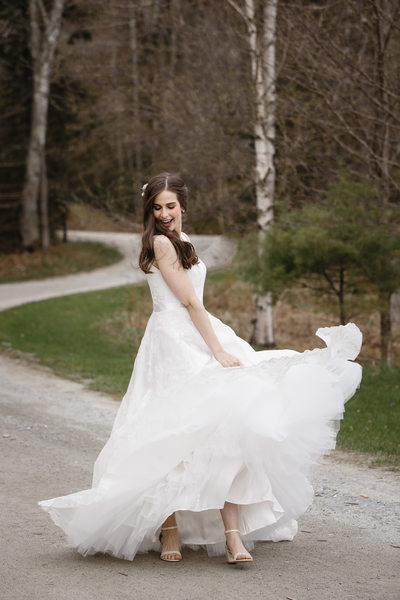 Wedding Gown Photography