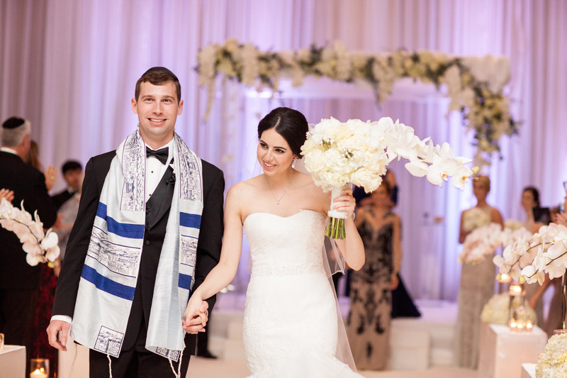 Jewish Wedding at Grand Hyatt Buckhead