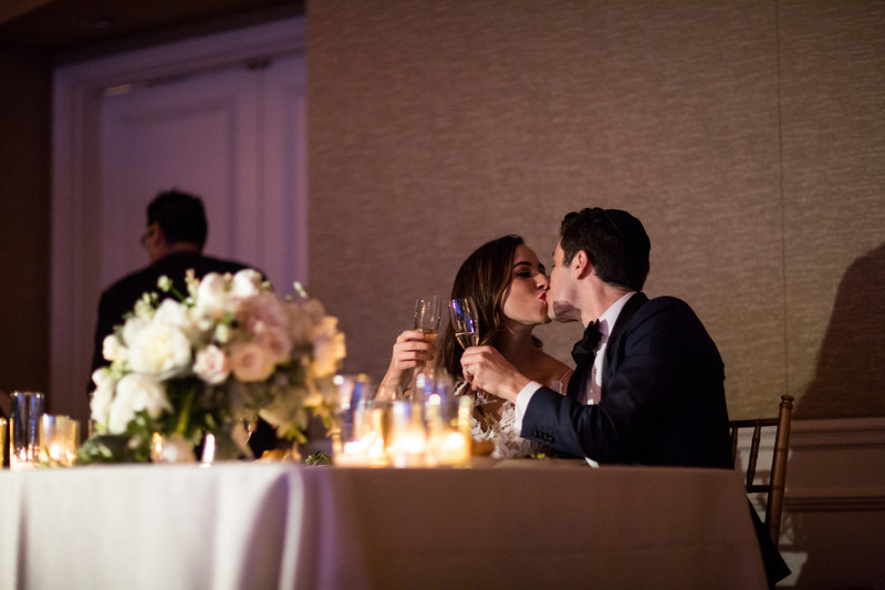 Four Seasons Jewish Wedding Photos