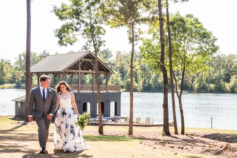 Ritz-Carlton Lake Oconee Outdoor Wedding Photography