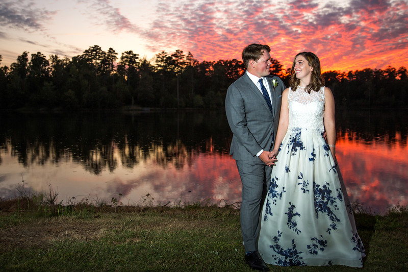 Ritz-Carlton Lake Oconee Wedding Photos