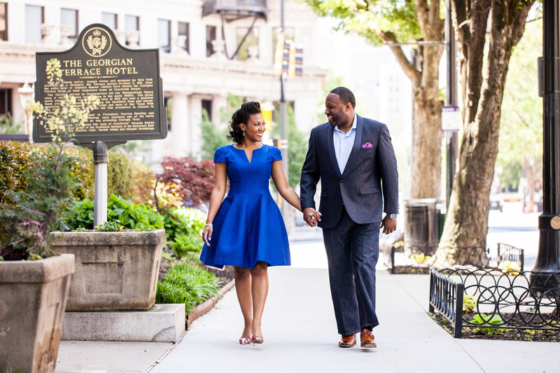 Downtown Atlanta Engagement Locations Georgian Terrace