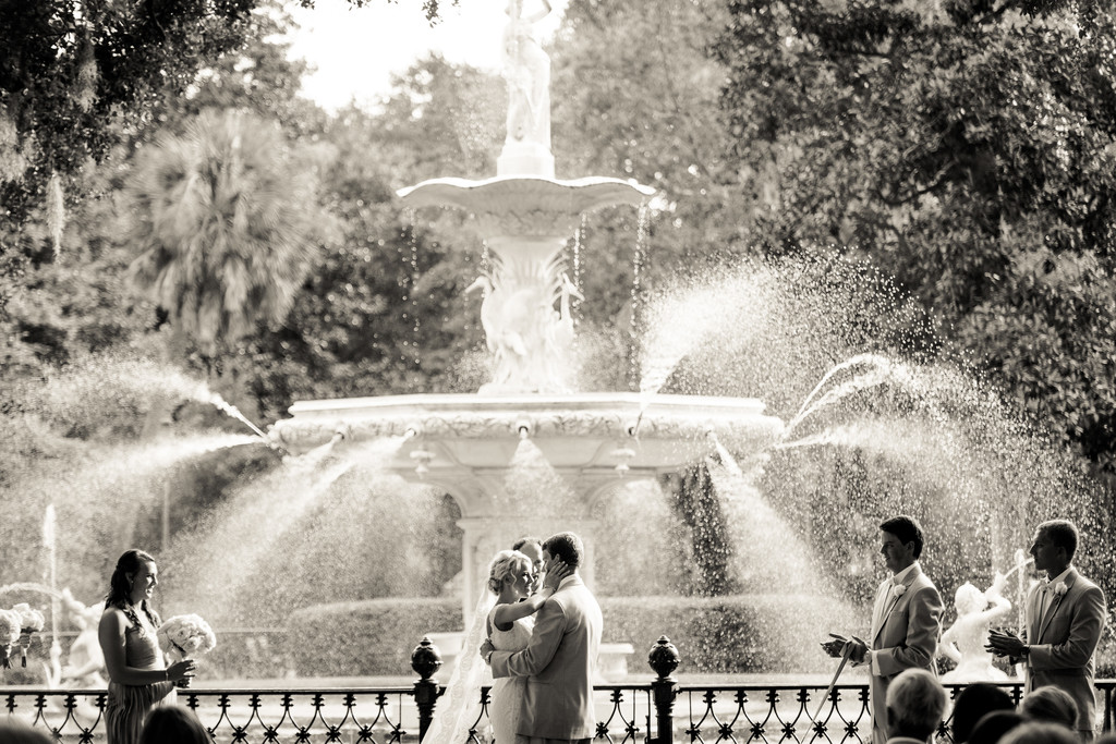 Savannah Outdoor Wedding