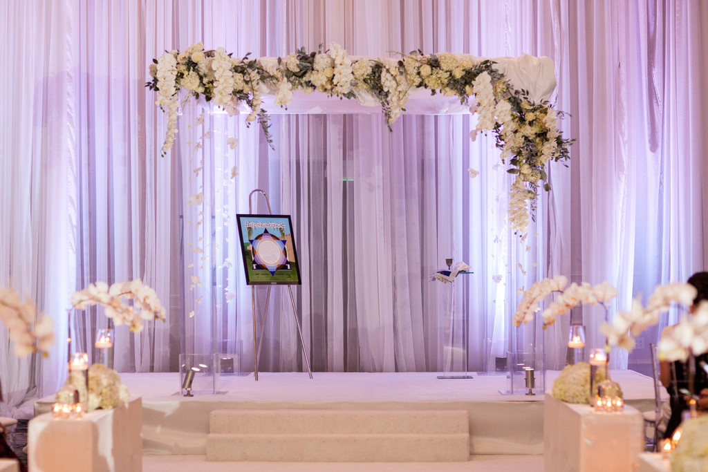 Jewish Wedding Grand Hyatt Atlanta Buckhead