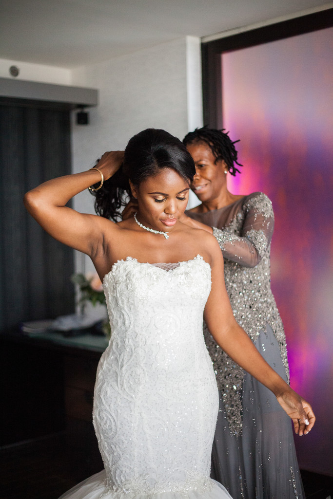 The W Midtown Hotel Atlanta Wedding Photography
