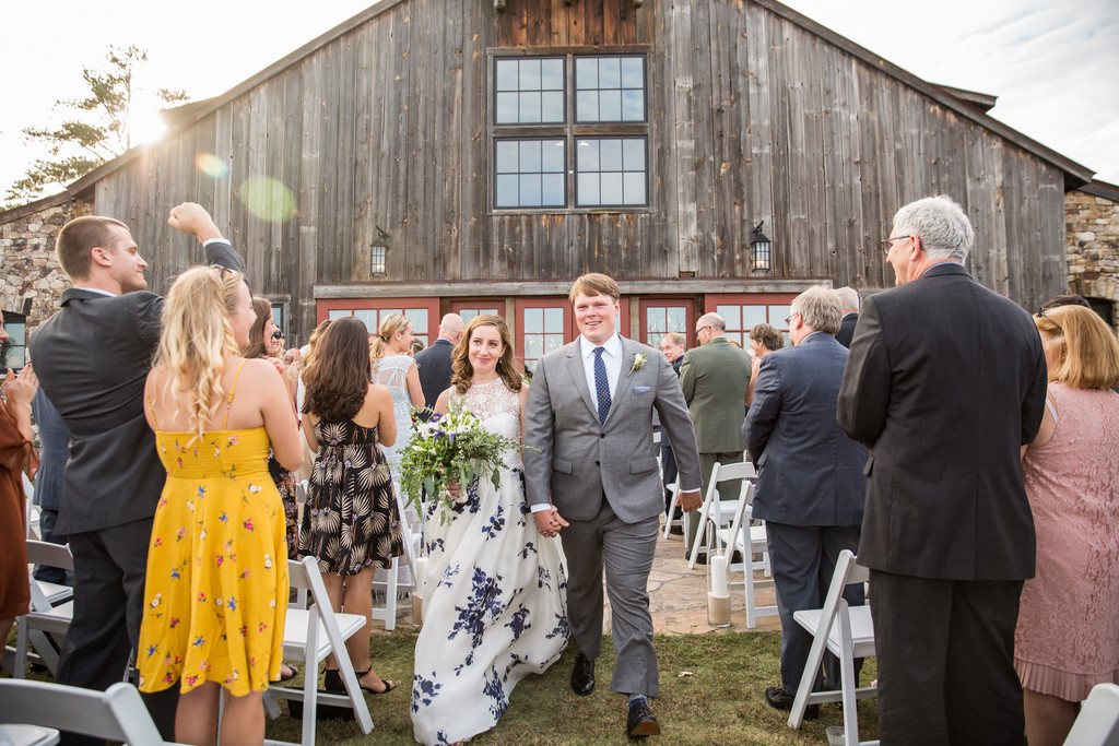 Ritz-Carlton Sandy Creek Barn Wedding Photography