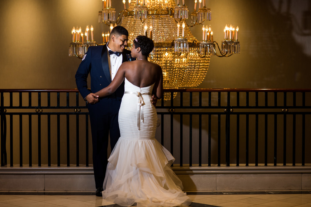 Grand Hyatt Ballroom Best Wedding Photographer