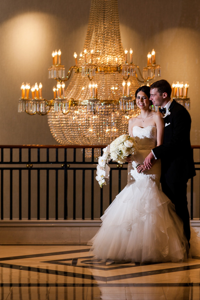 Jewish Bride Groom Grand Hyatt Atlanta Buckhead