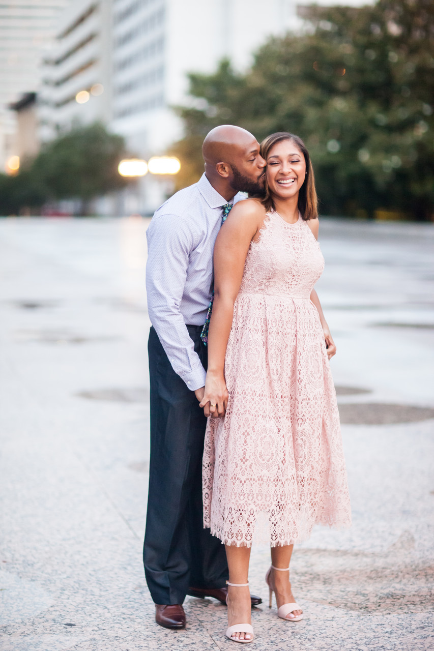 Outdoor Pre-Wedding Photography Nashville