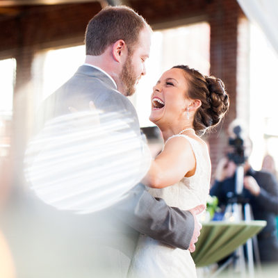 Weddings Foundry at Puritan Mill