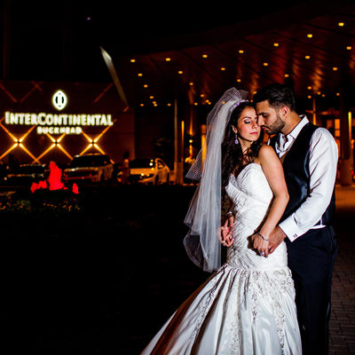 Intercontinental Hotel Buckhead Atlanta Wedding Pics