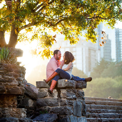Outdoor Atlanta Proposal Location