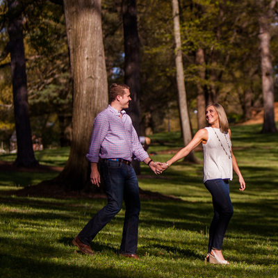 Pre-Wedding Photography Locations Olmsted Linear Park
