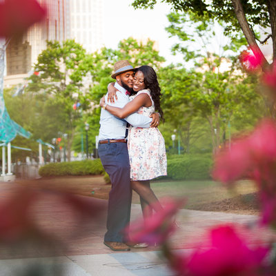 Centennial Olympic Park Proposal Photos