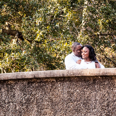 Audubon Park New Orleans Engagement Photography