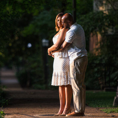 Vanderbilt University Proposal Photography