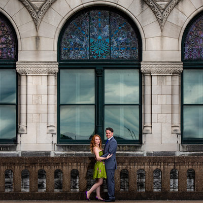 Union Station Nashville Wedding Photography