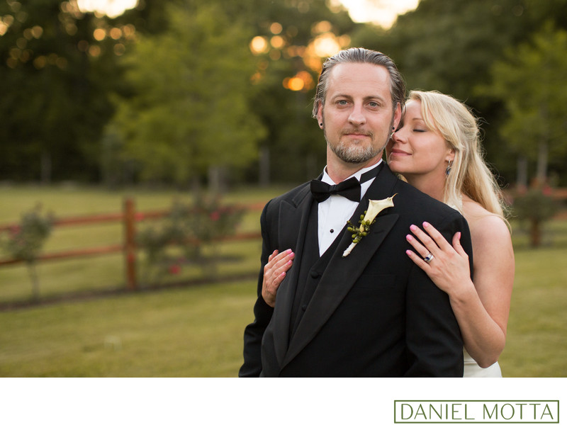 Outdoor Wedding Photography at Springs Event in Anna TX