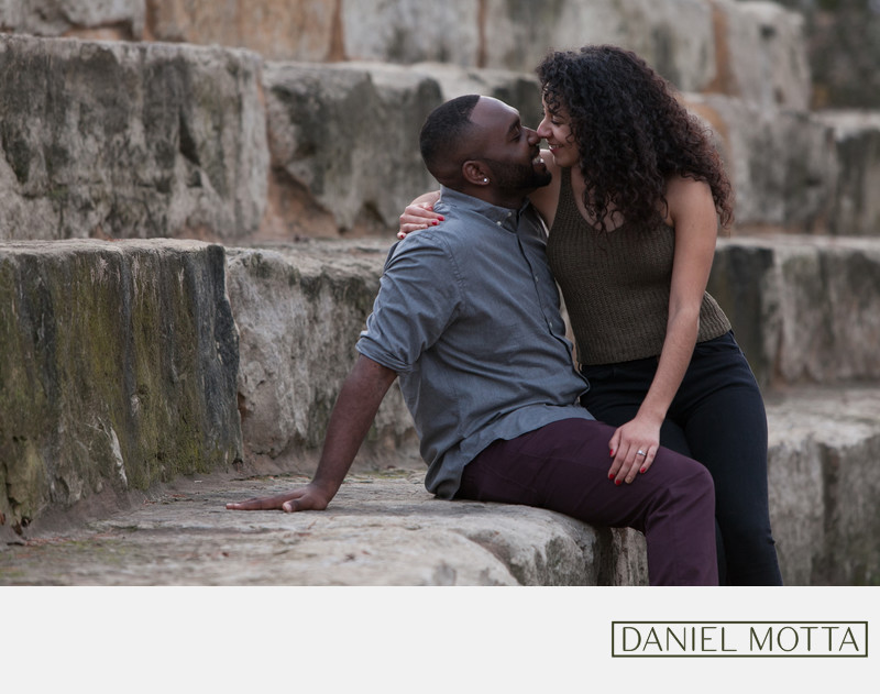Engagement Photography in Addison Texas
