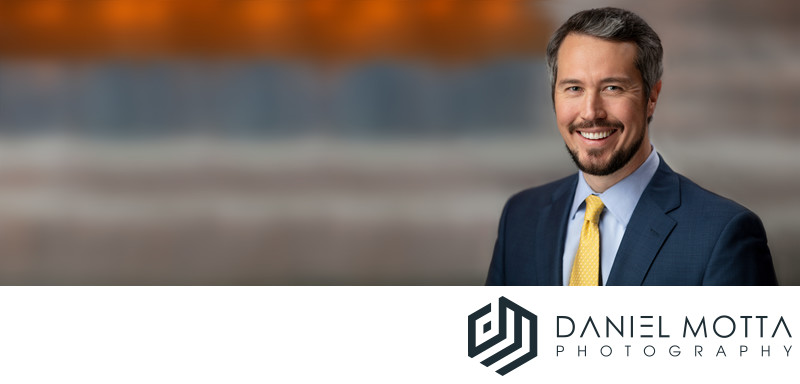 Dallas Headshot Photography | Daniel Motta Photography