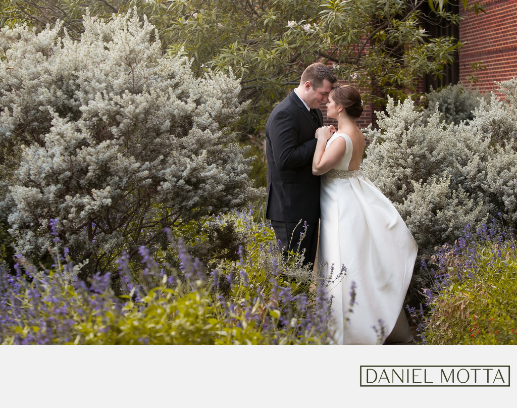 Dallas Wedding Photography at George Bush Library