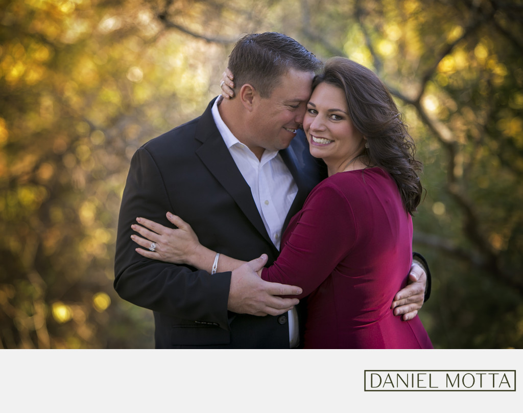 Engagement Photography at Prairie Creek Park