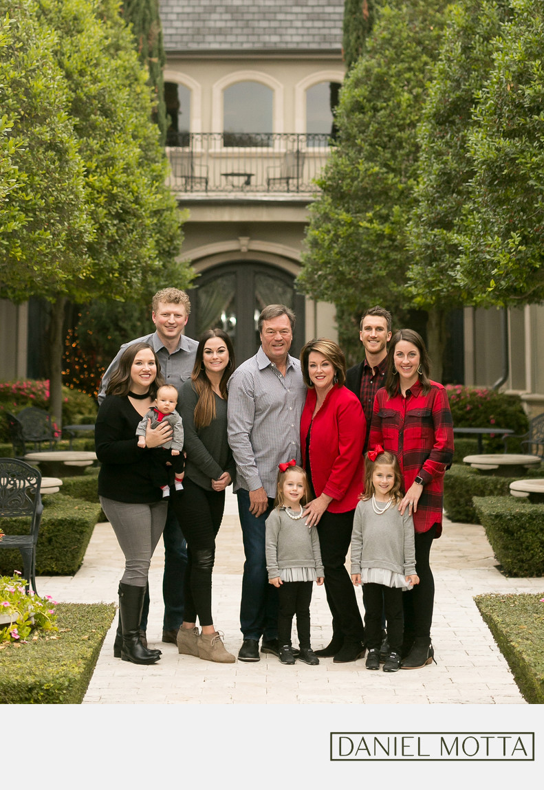 Family Photographer: Colleyville Charm Magazine