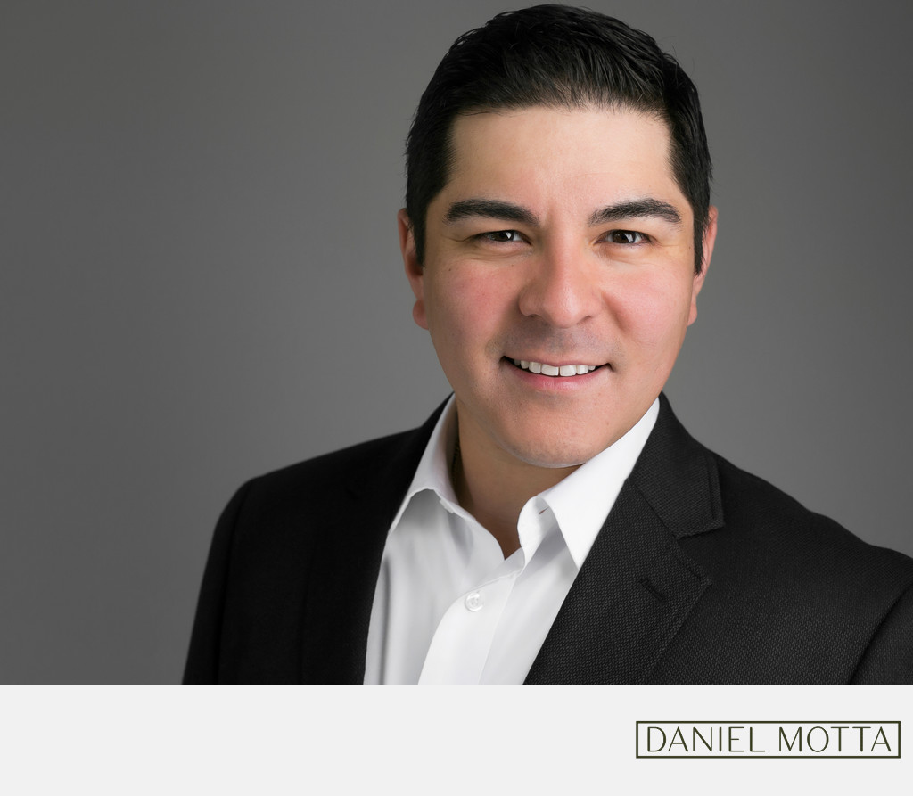 Modern Dallas Corporate Headshot Photography