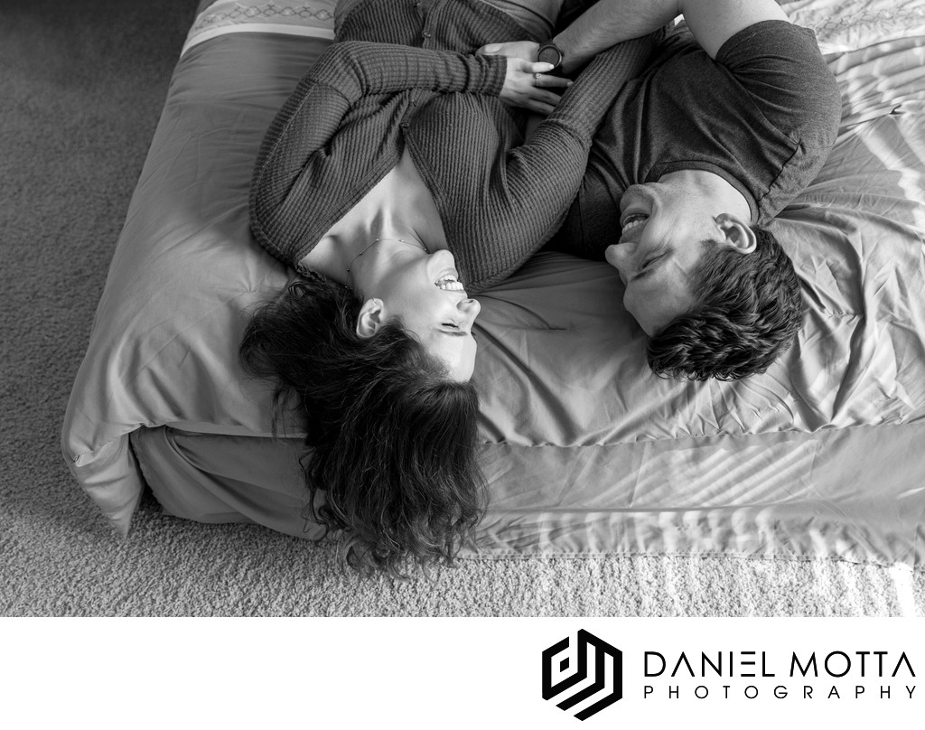 Dallas Portrait Photography of Young Couple - DMP