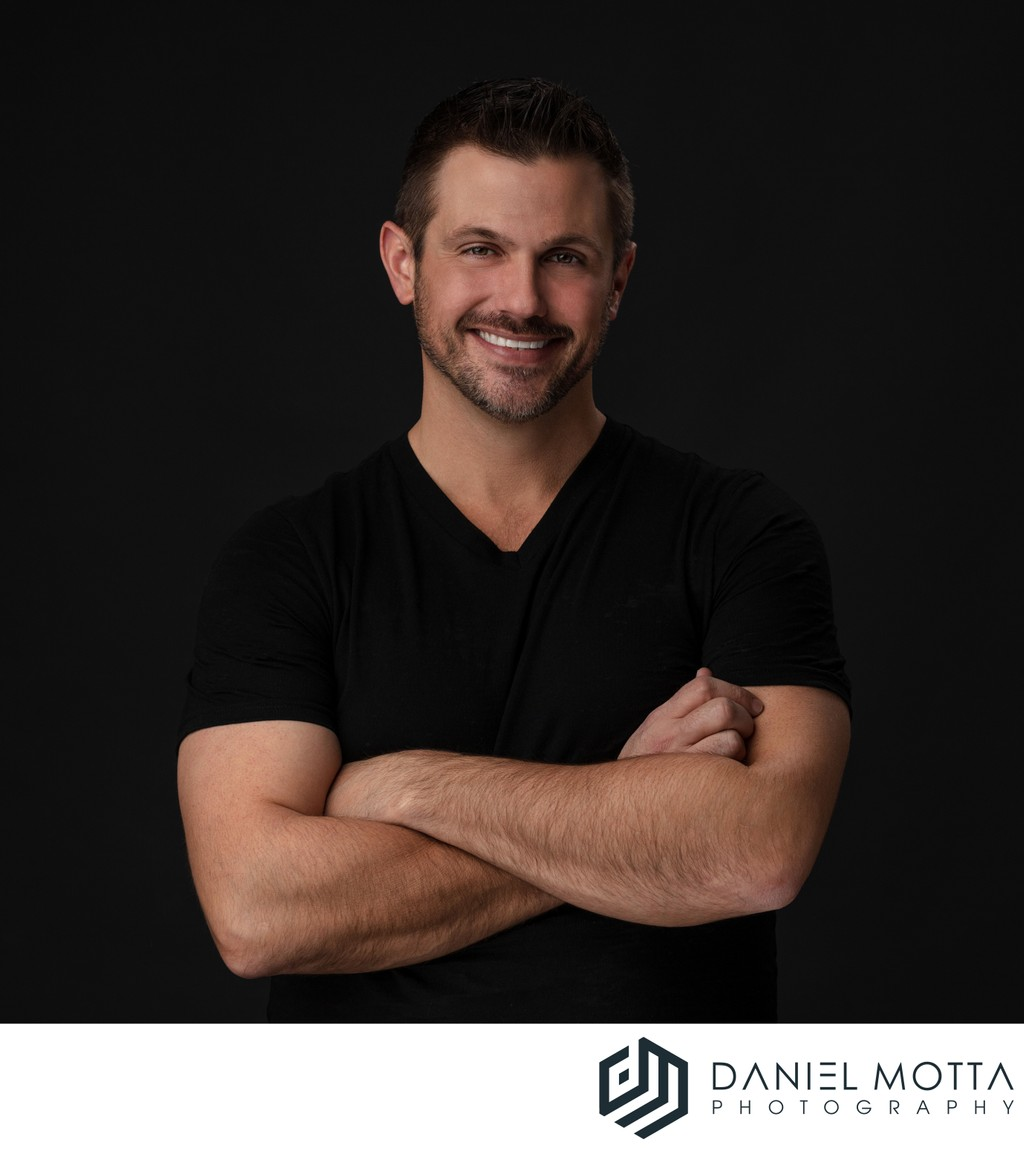 Professional Headshots by Daniel Motta Photography