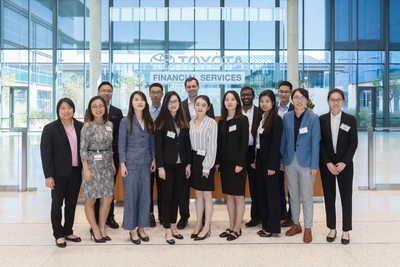 SMU Case Study at Toyota Headquarters Plano 2018