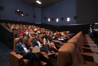 Real Estate Meeting at Studio Movie Grill in Plano