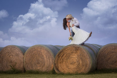 Best Outdoor Wedding Photographer in Perrin, Texas