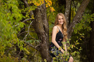 Senior Portrait Photography by Daniel Motta Photography