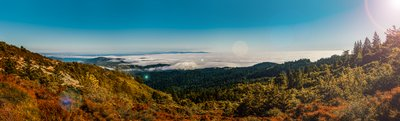 Panoramic Photography by Daniel Motta - Mountain Views