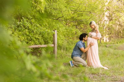 Maternity Portrait Photography by Daniel Motta