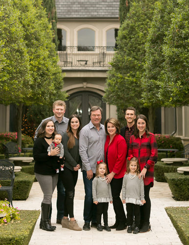 Family Portrait Photography: Colleyville Charm Magazine