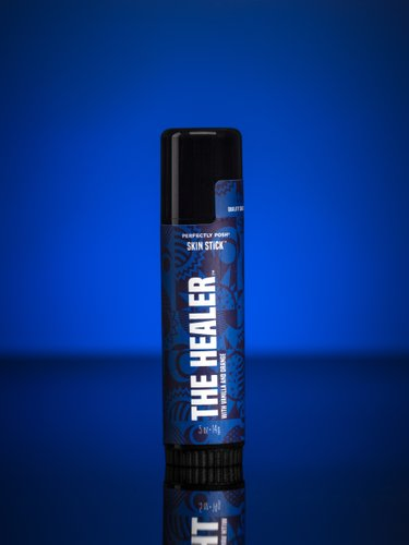 The Healer Skin Stick Product Photography by Daniel Motta