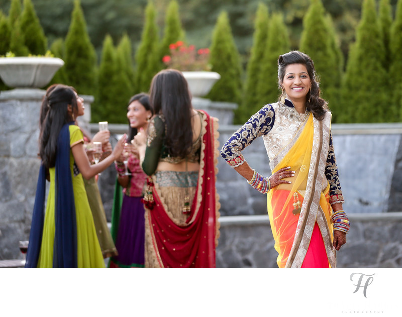 Upstate New York Indian Wedding Photography