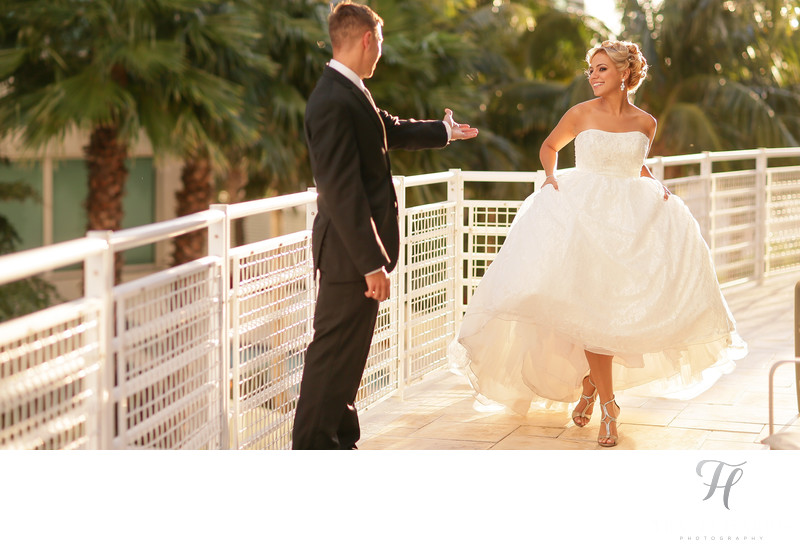 Wedding Day Photos in Miami