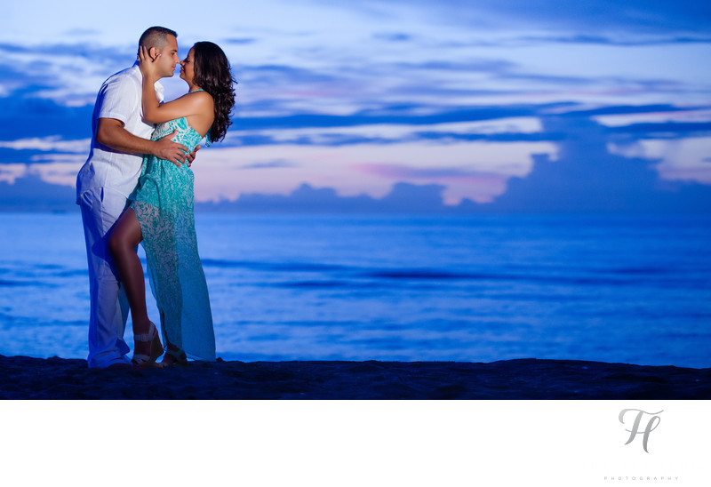 Beach Engagement Photos Ft. Lauderdale