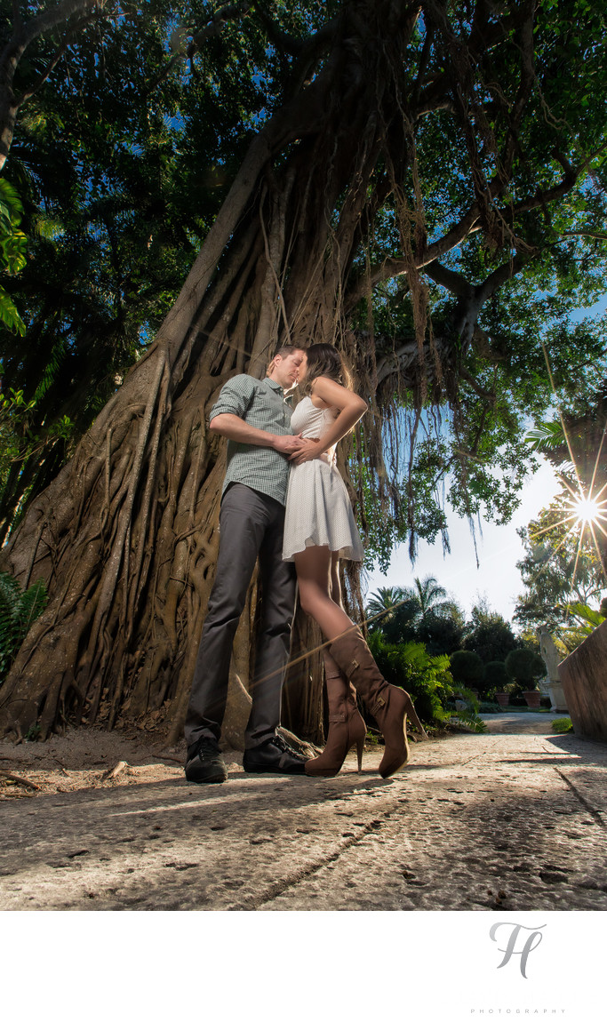 Sexy South Florida Engagement Photos