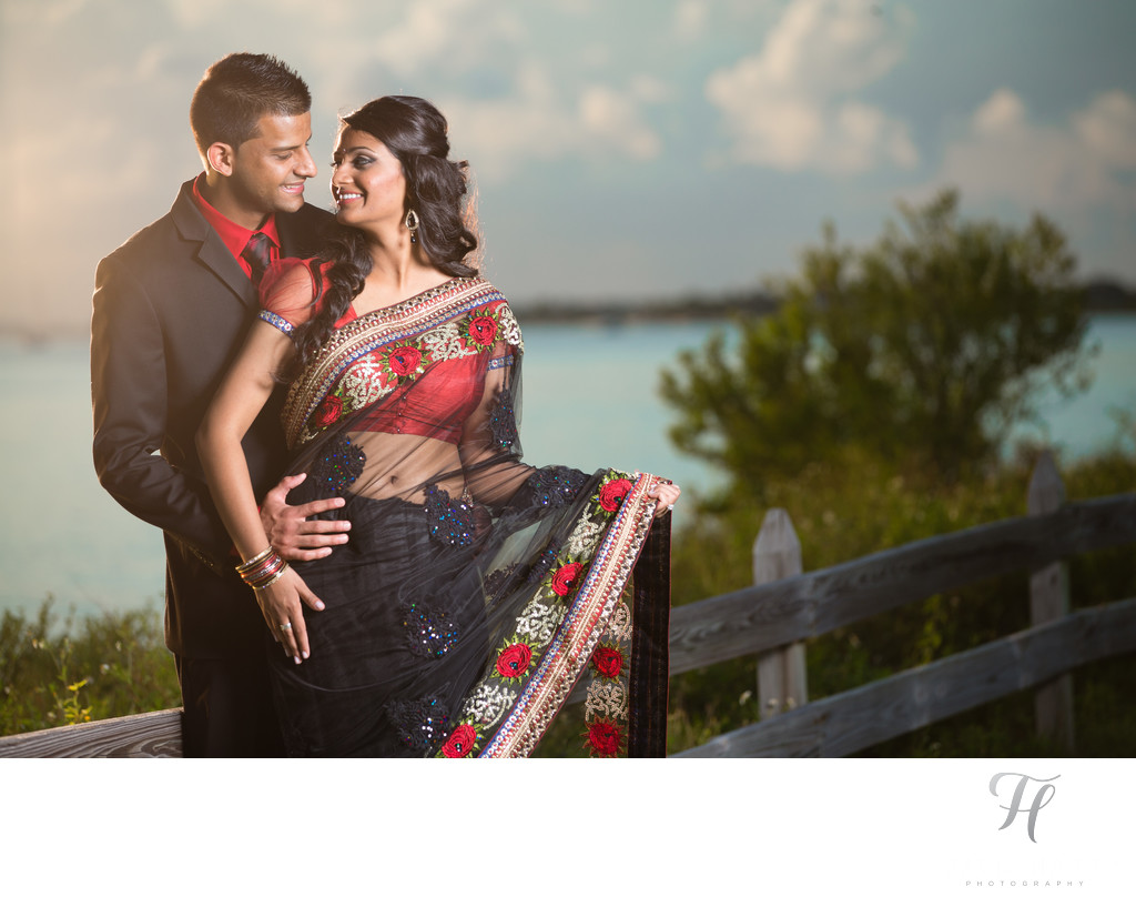 Indian Engagement Photos Miami