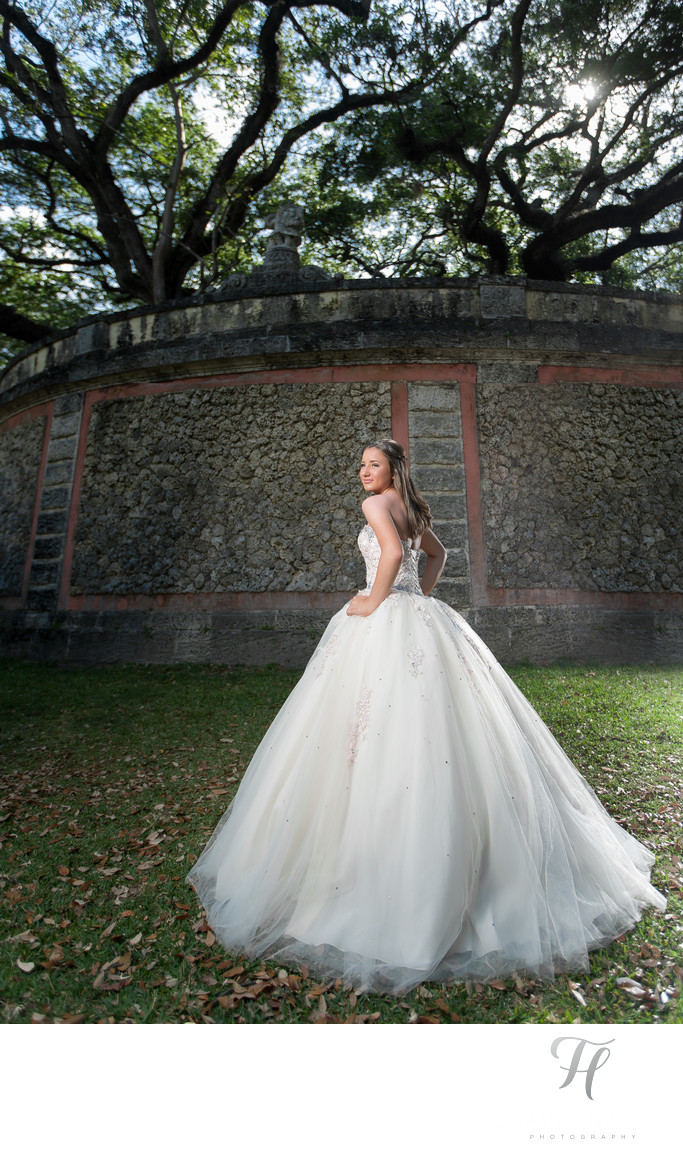 Quince Photos At Vizcaya