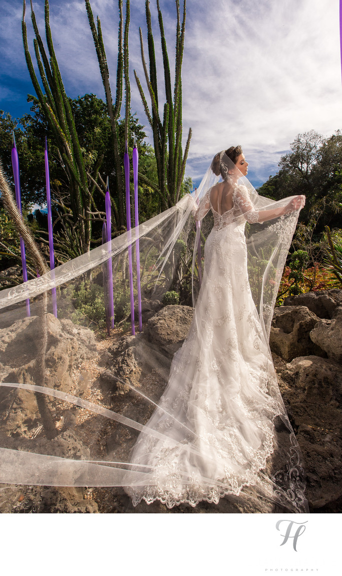 Styled Bridal Images in Miami