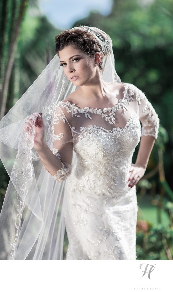 Bridal Portraits in Miami